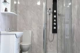 image of design plastic wall panels for bathrooms