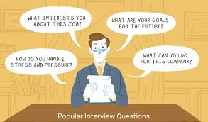 How To Answer Job Interview Questions College Job Interview Questions And Answers Career Track