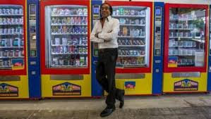 Vending Machine Business For Sale Nz Fascinating Spotting A Slot In The Market Led To Australia's First Vending