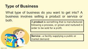 Simple Products Profit Lesson 2 Producing Simple Products
