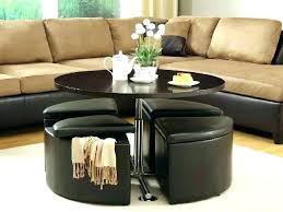 coffee table with ottomans storage ottoman coffee table ottoman storage coffee table round coffee table with coffee table with ottomans