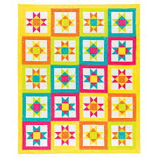 GO! Vibrant Ohio Star Quilt Pattern |AccuQuilt| & Vibrant Ohio Star Quilt Pattern (PQ10310) ... Adamdwight.com