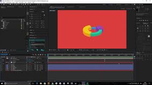 Intro To Infographics In Motion 3d Pie Chart After