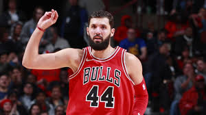 nikola mirotic. Contemporary Nikola Nikola Mirotic Reflects On Upanddown Year As He Leaves Chicago To ESPNcom