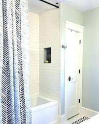 shower curtain rod mounted shower curtain d the best ceiling mount ds ideas on inside prepare shower curtain rod