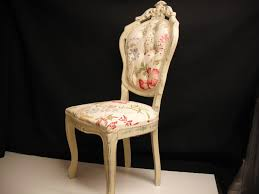 Laura Ashley Bedroom Chairs Floral Laura Ashley Recover For Italian Carved Chair