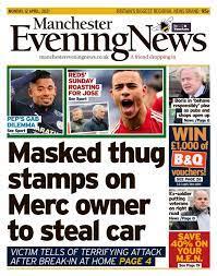Manchester Evening News - 2021-04-12