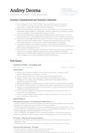 Solutions Architect Consulting Lead Resume samples