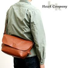 rockingchair hawk company hawk company bag shoulder bag messenger bag flap bag alesa leather bag mens womens uni brand casual casual natural gifts