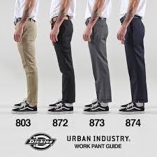 Dickies 872 Slim Fit Work Pants