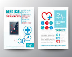 Healthcare Brochure Interesting Medical Pamphlet Template Engneeuforicco
