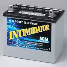 intimidator 8au1 group size u1 agm battery