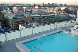 commercial swimming pool design. Rooftop Pool In Boston | Bradford Products Commercial Swimming Design F