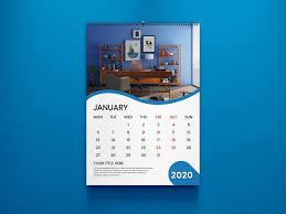 Calendar Design Calendar Design By Ramjan Hossain On Dribbble