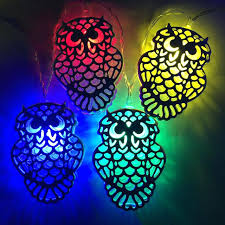 decorative solar lighting. 10 Light String Designed Owl Decorative Solar  Lantern Hot Sell Decorative Solar Lighting