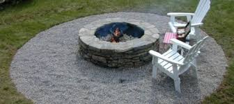 how to build a fire pit cost of