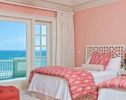 Pink Paint Colors For Bedrooms Light Salmon Pink Paint Color For Feminine Beach Bedroom Ideas