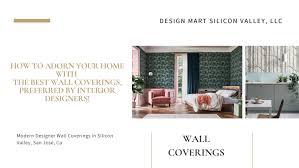 Interior Design San Jose Ca Design Mart Modern Designer Wall Coverings In Silicon Valley