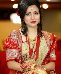 nepali wedding tradition nepal marriage bride makeup simple Nepali Wedding Jewellery nepali wedding tradition nepal marriage bride makeup simple nepali bridal jewellery