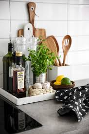 Kitchen Counter Organization Organizing The Kitchen Counter Mom Inspiration And Trays