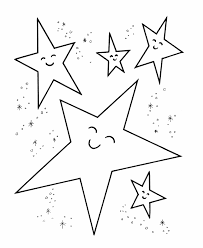 Small Picture Star coloring pages for preschooler ColoringStar