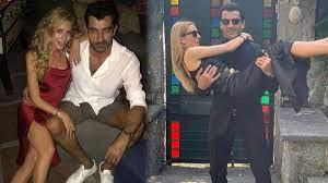 Sinem Kobal, Kenan İmirzalıoğlu'na aşkını gün yüzüne çıkmamış karelerle  haykırdı