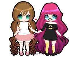 Cute Bff Drawings Collection Of Free Drawing Cute Friendship