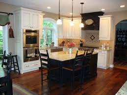 Brookhaven Kitchen Cabinets The Fortins Wood Mode Kitchen Renovation Columbia Cabinets