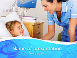 Child In Hospital Powerpoint Template Infographics Slides