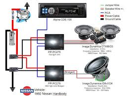 car audio crossover wiring diagrams wiring get image about alpine cda 9856 wiring diagram nilza net