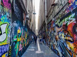 >street art melbourne wall painting 6 living nomads travel  street art melbourne wall painting 5