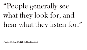 Important Quotes From To Kill A Mockingbird Simple Quotes About Kill A Mockingbird 48 Quotes