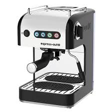 dualit espress auto coffee and tea machine best for commitment phobes