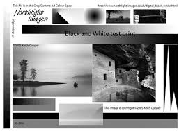 Printer Test Images Colour And Monochrome Images For Testing