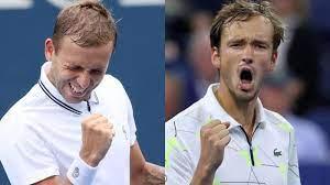 US Open 2021: Daniil Medvedev vs Dan Evans Vorschau, Head to Head,  Vorhersage und Livestream - Moyens I/O