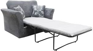 chair bed. Brilliant Chair Buoyant Newry Fabric Chair Bed Intended S