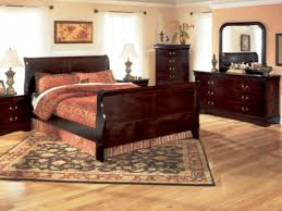 Lifestyle Furniture Bedroom Sets Lifestyle 5933 Cherry Louis Philippe Full Bedroom Set