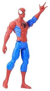 <b>Фигурка Hasbro Spider</b>-<b>man</b> Titan Hero B9760 — купить по ...