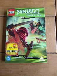 Lego Ninjago DVD Season 7 in DY4 Sandwell für 0,50 £ zum Verkauf