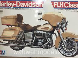 tamiya 16040 harley davidson flh classic 1 6 scale kit ebay