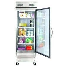 commercial frigidaire refrigerator reviews glass front cu ft door merchandiser