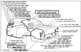 1954 buick wiring diagrams hometown buick 1954 buick body wiring circuit diagram models 46r 66r styles 4437 4637