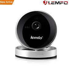 Amazon.com : Wireless Security Camera WiFi Baby Monitors LEMFO 720P ...