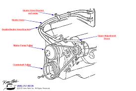 1965 corvette 427 engine pulleys parts parts & accessories for 1977 Corvette Engine Diagram 427 engine pulleys diagram for a 1965 corvette 1977 corvette engine diagram