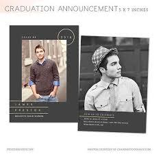 High School Graduation Announcement 14 Cheap But Quality Graduation Announcements Huffpost Life