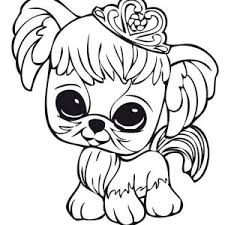 Small Picture Pepper Clark from Little Pet Shop Coloring Pages Batch Coloring