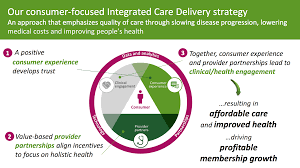 humana summarizes their value proposition to the customer with the following slide