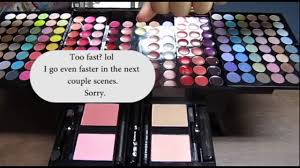 sephora studio maquillage make up studio pop up video