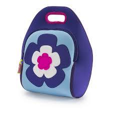 flower power lunch bag by dabbawalla bags