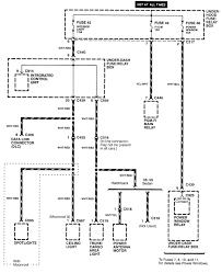 acura integra 1998 2001 wiring diagrams power distribution acura integra wiring diagram power distribution part 8